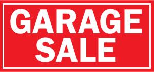 View Currambine Garage Sale Advert